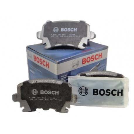 Pastillas Frenos SEAT ALTEA Bosch Trasera (2006 - 2007) Bosch SEAT PASTILLAS FRENOS