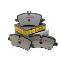 Pastillas Frenos MERCEDES C230 Bosch Delanteras (2002 - 2006)