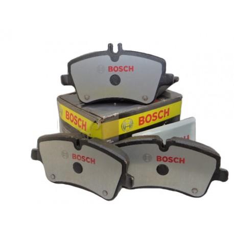 Pastillas Frenos MERCEDES C240 Bosch Delanteras (2001 - 2005) Bosch MERCEDES BENZ PASTILLAS FRENOS