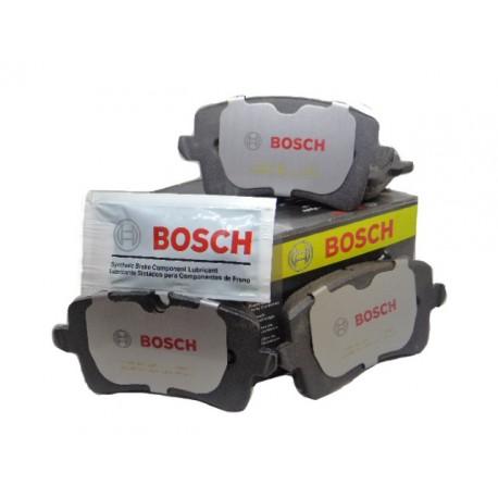 Pastillas Frenos Audi A7 Quattro Bosch (2012 - 2013) Traseras Bosch AUDI PASTILLAS FRENOS