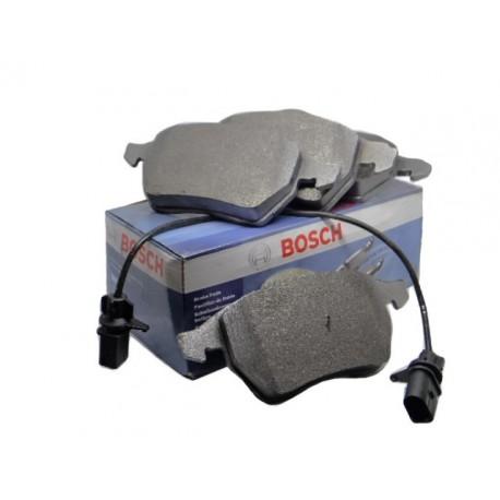 Pastillas Frenos AUDI A8 QUATTRO Bosch Delanteras (2000 - 2003) Bosch AUDI PASTILLAS FRENOS