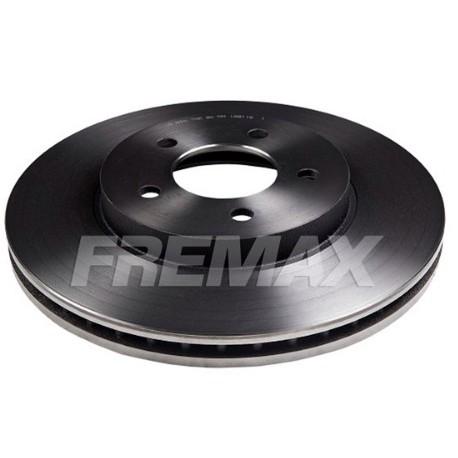 DISCOS FRENOS FORD ESCAPE II 3.0 4WD Delantero (2005-) Fremax FORD DISCOS FRENOS