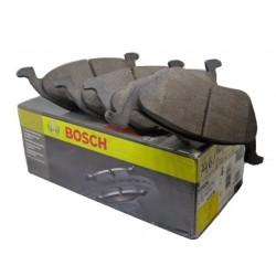 Pastillas Frenos Volkswagen Gol Bosch Delanteras (2005)