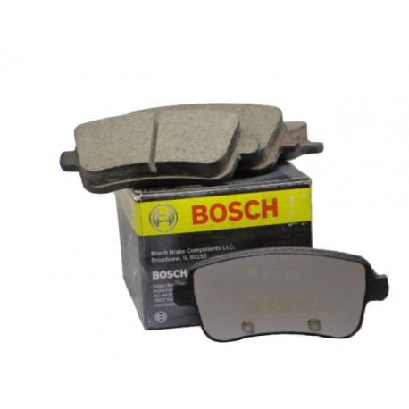 Pastillas Frenos Mercedes - Benz ML550 Trasera (2012 - 2014) Bosch MERCEDES BENZ PASTILLAS FRENOS