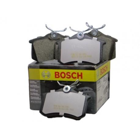 Pastillas Frenos Audi S4 Traseras (2000 - 2002) Bosch AUDI PASTILLAS FRENOS