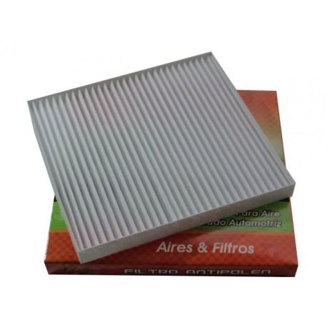 Filtro Aire Acondicionado Nissan Sentra B16 (2010) CarroRepuesto.com NISSAN FILTRO AIRE ACONDICIONADO