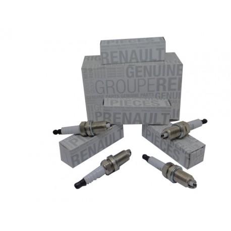 BUJIAS DE ENCENDIDO RENAULT MEGAN 2 ELECTRODOS RENAULT RENAULT BUJIAS