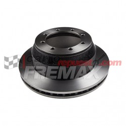 DISCOS FRENOS FORD F-350 SUPER DUTY 5.4 (1999 - 2004) TRASEROS