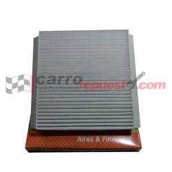 Filtro Aire Acondicionado Renault Duster (2014-) CarroRepuesto.com RENAULT FILTRO AIRE ACONDICIONADO