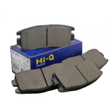 Pastillas Frenos Hyundai Terracan Traseras Sangsin Brake HYUNDAI PASTILLAS FRENOS