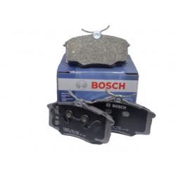 PASTILLAS BOSCH VOLKSWAGEN GOL 1.0 (1996 - 2000) FRENOS DELANTEROS Bosch VOLKSWAGEN PASTILLAS FRENOS