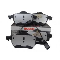PASTILLAS BOSCH AUDI A4 1,6 (2000 - 2011) FRENOS DELANTEROS Bosch AUDI PASTILLAS FRENOS