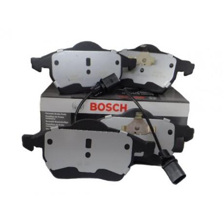 PASTILLAS BOSCH AUDI A8 QUATTRO (2000 - 2003) FRENOS DELANTEROS Bosch AUDI PASTILLAS FRENOS