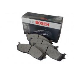 PASTILLAS BOSCH DODGE DODGE RAM 4000 5,9 PICKUP Diesel Turbocargado (2005 - 2008) FRENOS DELANTEROS