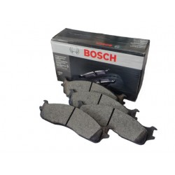 PASTILLAS BOSCH DODGE DODGE RAM 3500 6,7 PICKUP Diesel Turbocargado (2007 -2008) FRENOS DELANTEROS