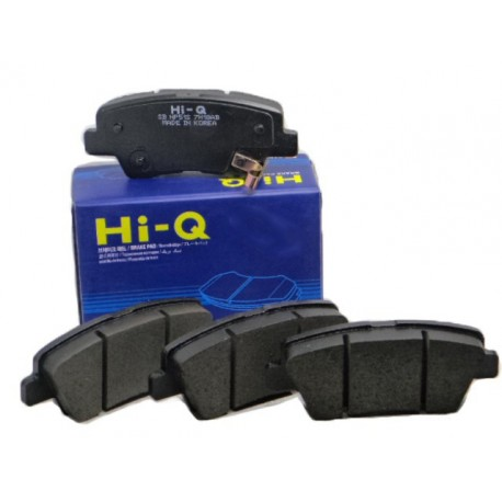 Pastillas Frenos Hyundai Accent (2011-) Traseras Sangsin Brake HYUNDAI PASTILLAS FRENOS
